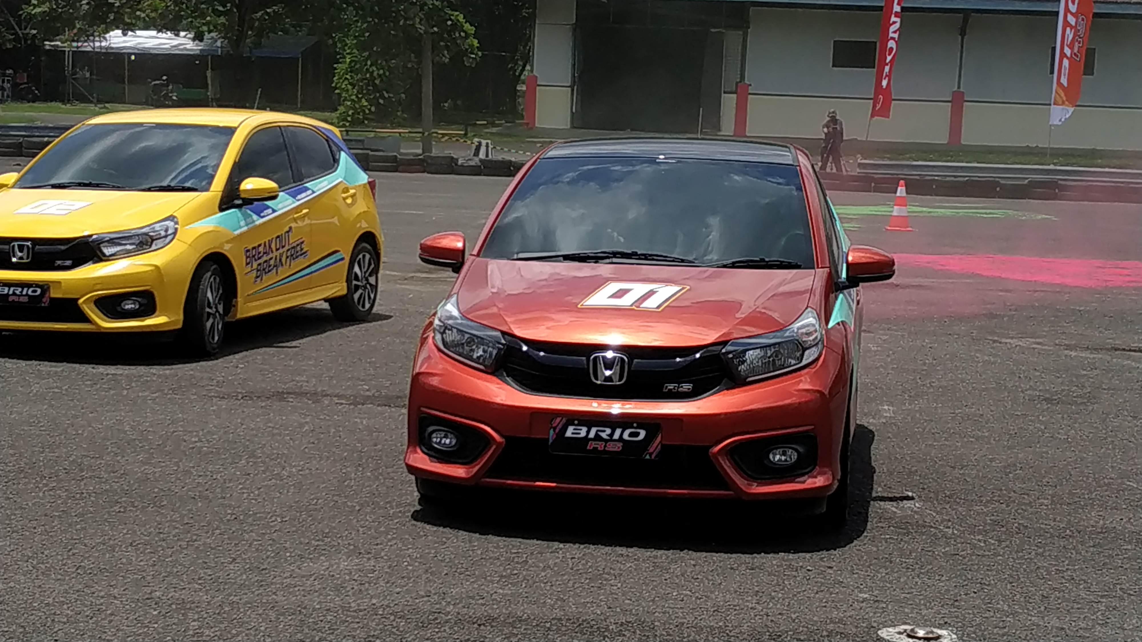 Honda Brio Terlaris
