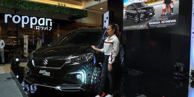 Ertiga Suzuki Sport