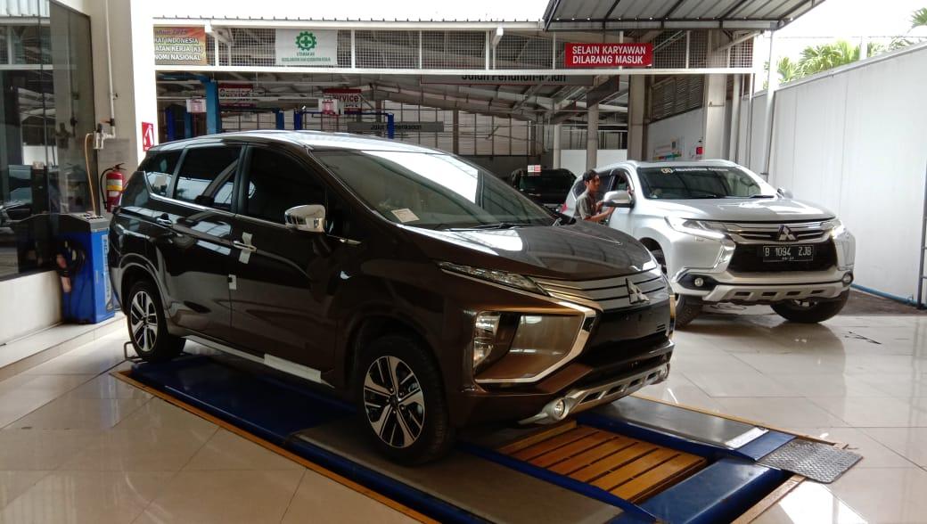 Biaya Servis Mitsubishi Xpander