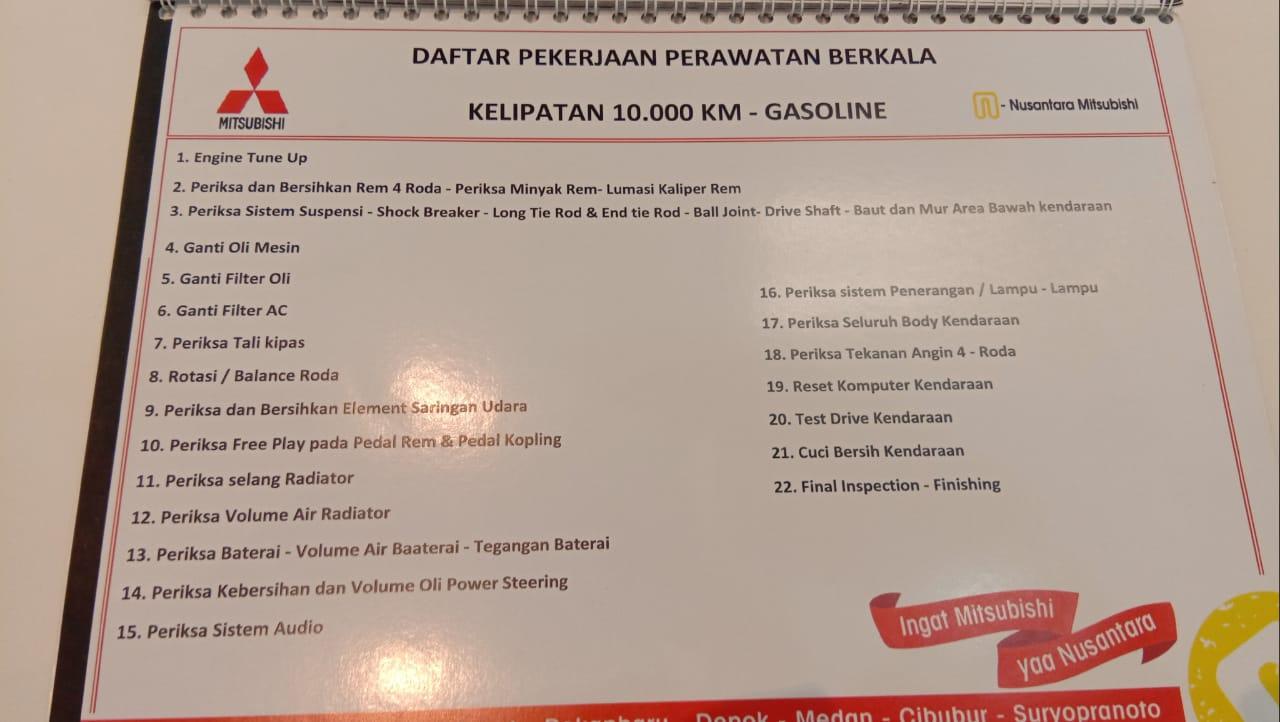 Melihat Biaya Servis Mitsubishi Xpander Carmudi Indonesia