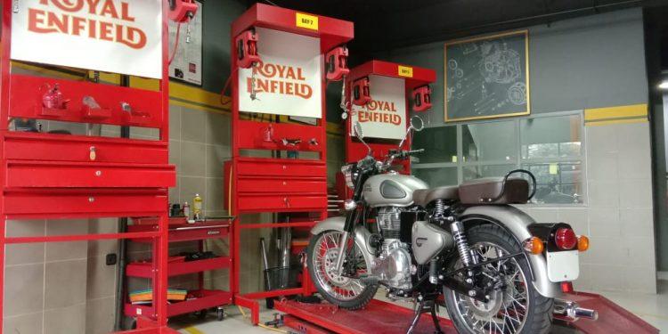 Biaya Perawatan Royal Enfield