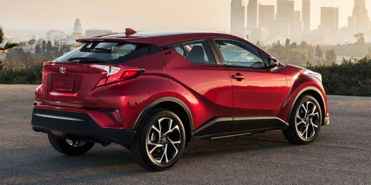 Daftar Harga Toyota C-HR 2019