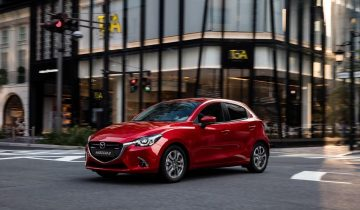Mobil Baru Mazda