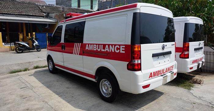 DFSK Gelora ambulans