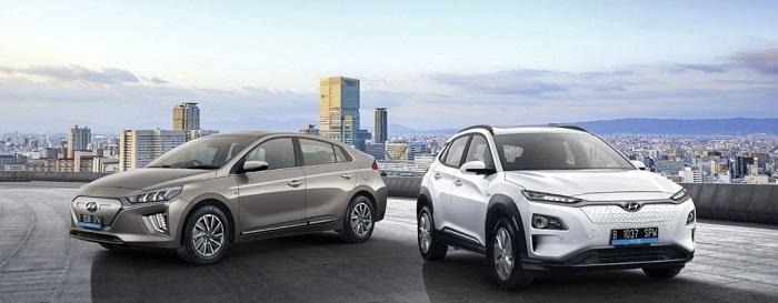 Produksi Mobil Listrik Hyundai