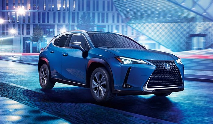 Toyota dan Lexus 2020