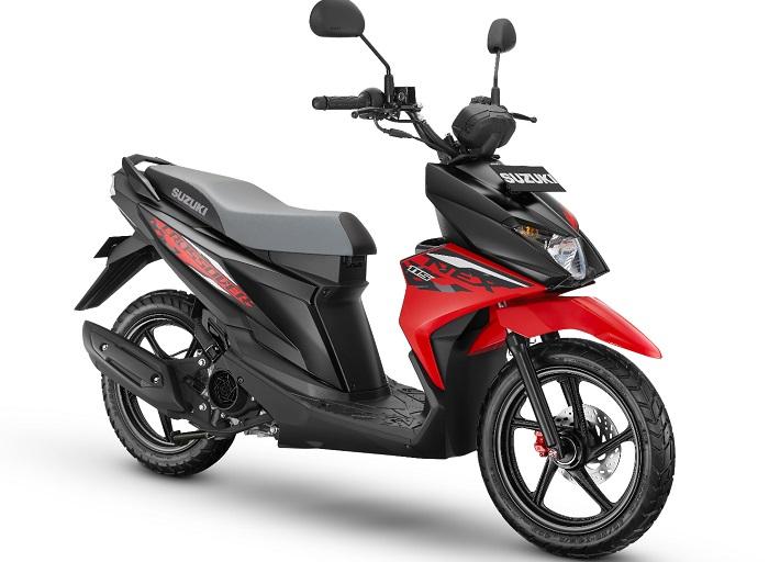Suzuki Nex Crossover