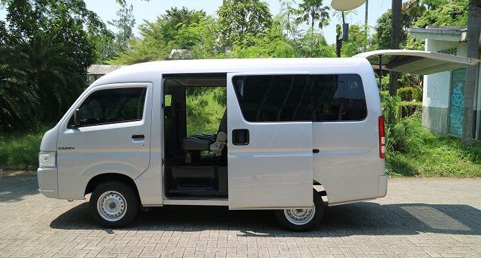 Suzuki Carry Minibus dan Blind