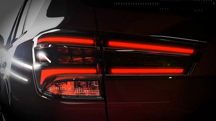 Nissan Terra facelift 2021