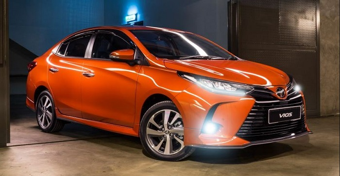 Vios Facelift 2020