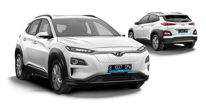 Beda Hyundai Kona Electric