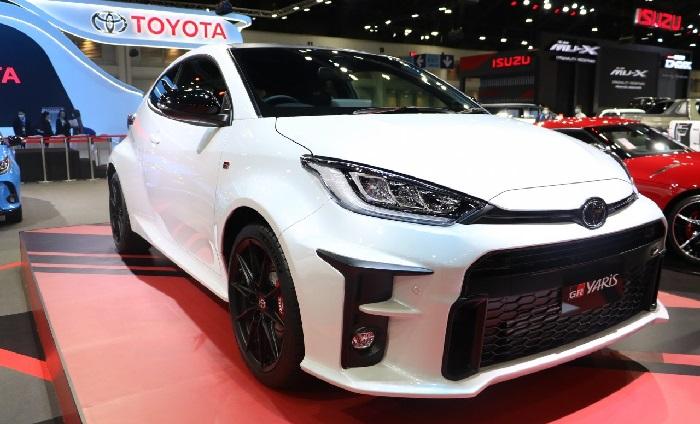 NJKB Toyota GR Yaris