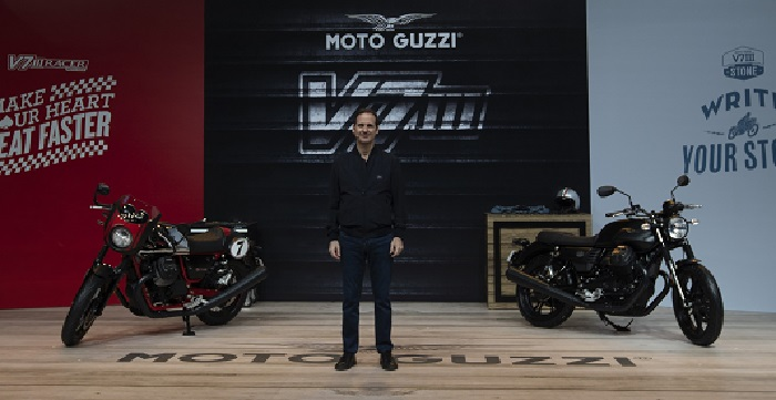 Harga Moto Guzzi V7 III Stone dan Racer