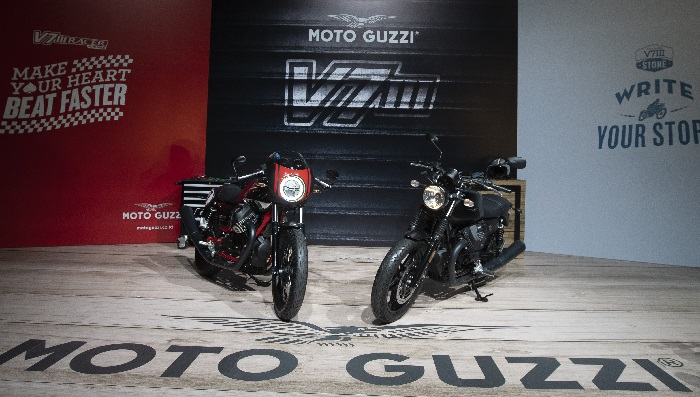 Harga Moto Guzzi V7 III Stone dan Moto Guzzi V7 III Racer