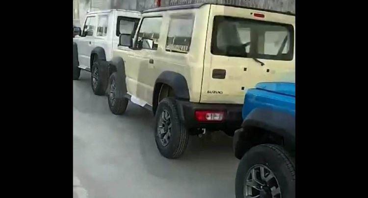 Suzuki Jimny India