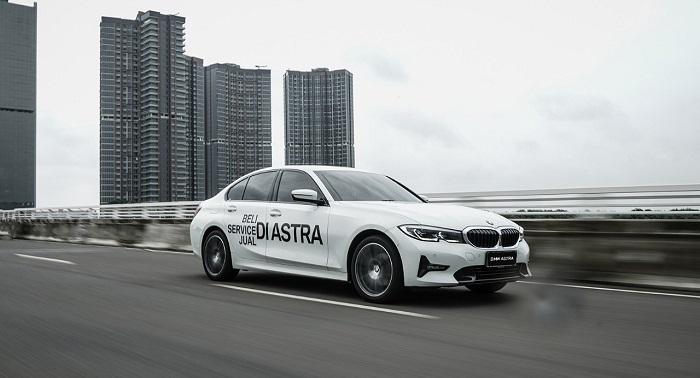 Harbolnas BMW Astra