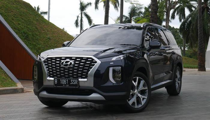 Hyundai Palisade SUV Terbaik