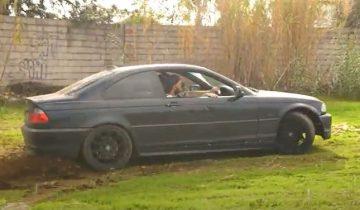 BMW E46 Disiksa