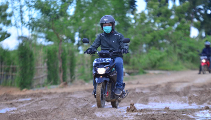test ride suzuki nex crossover