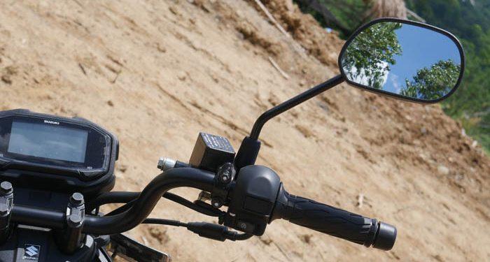 Tampilan Suzuki Nex Crossover.