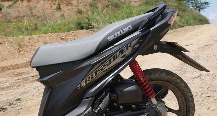 Test ride Suzuki Nex Crossover.