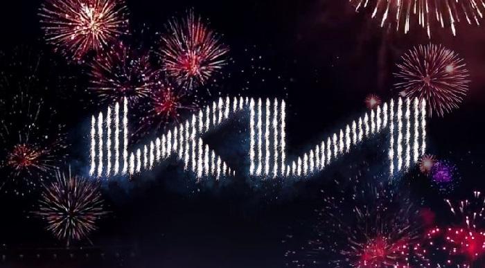 Logo baru Kia