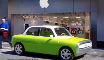 Mobil Listrik Otonom
