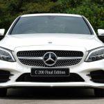 Penjualan Mercedes-Benz