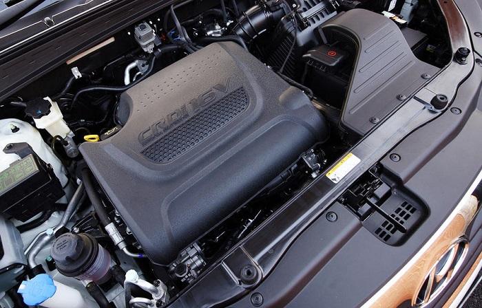 Mesin diesel Hyundai