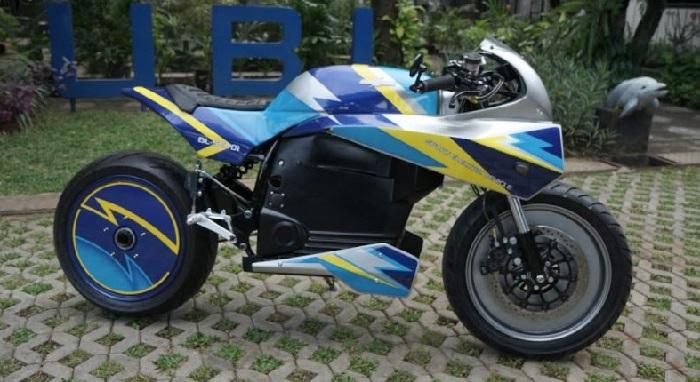 Sepeda motor listrik BL-SEV01
