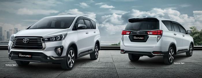 Toyota kijang Innova reborn