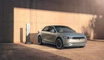 Mobil listrik Ioniq 5