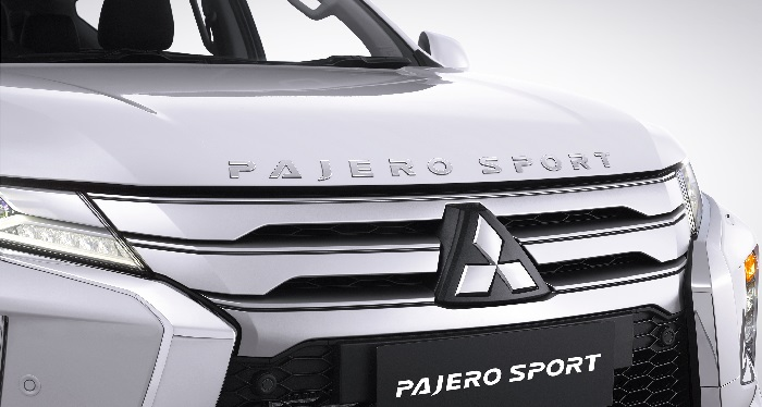 Aksesori New Pajero Sport