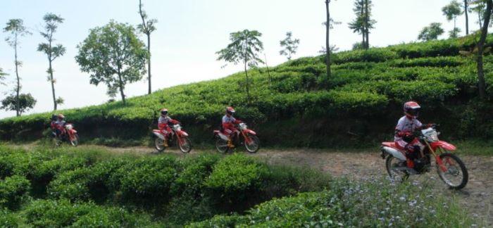 Honda CRF150L Adventure-700