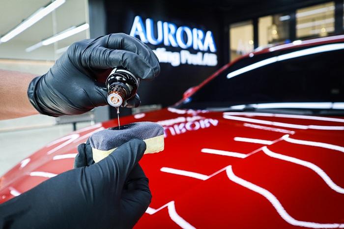 coating mobil aurora bandung