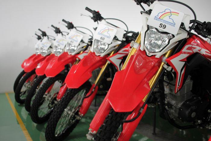 Ilustrasi Harga Honda CRF 150 Bekas