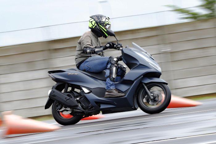 Performa Mesin Honda PCX