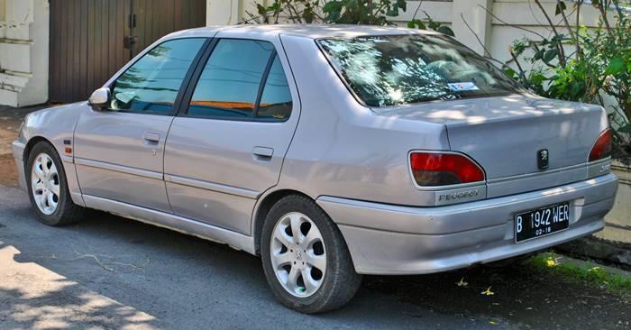 Peugeot 306, mobil murah 20 jutaan