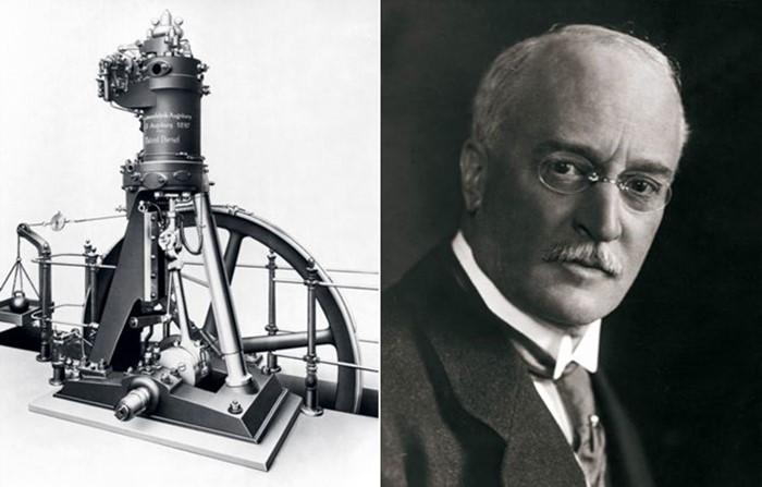 Sejarah Mesin Diesel dan Pengertian