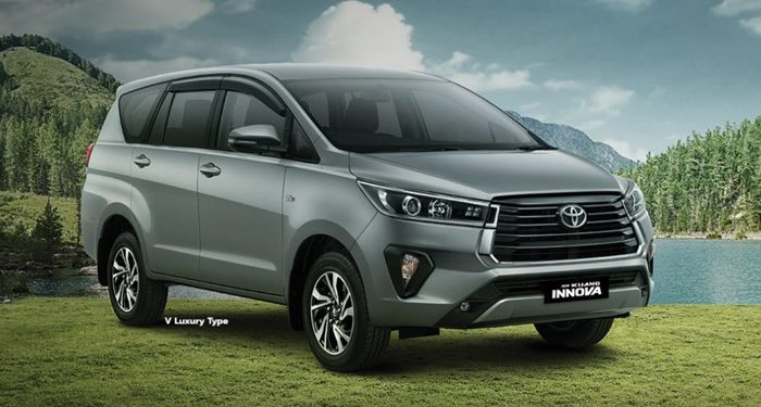 Skema Kredit Toyota kijang Innova reborn