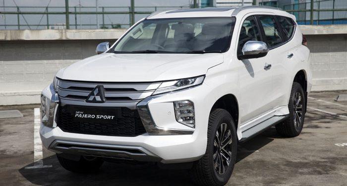 perubahan Mitsubishi New Pajero Sport