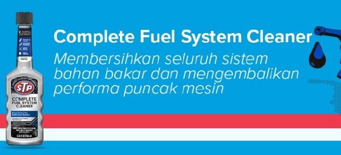 suplemen bahan bakar
