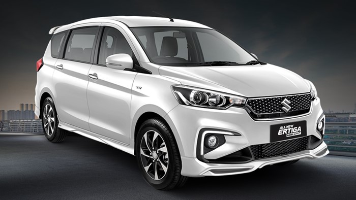 Mobil Suzuki Terbaru 2021 Indonesia - Ertiga Suzuki Sport