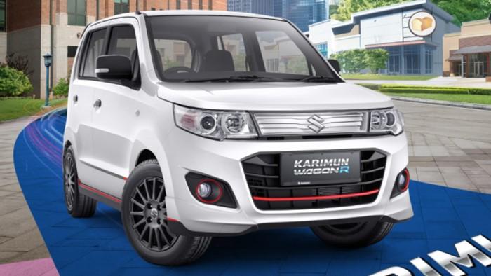 Mobil Suzuki Terbaru 2021 Indonesia - Karimun Wagon R 50th