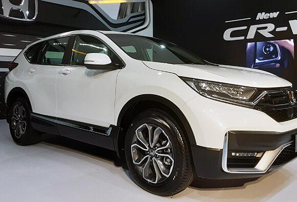 Review Honda CR-V 2021