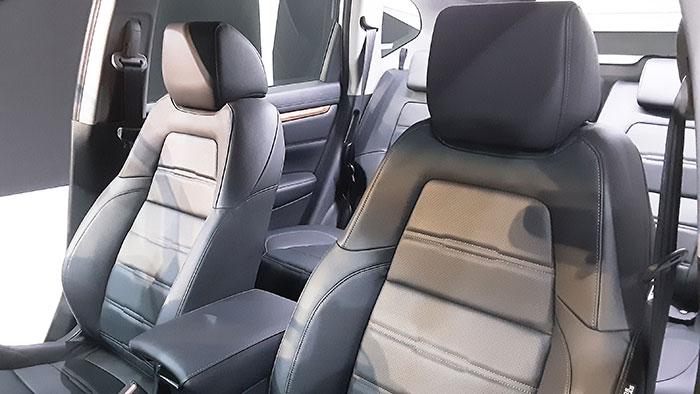 Jok Honda CR-V Terbaru