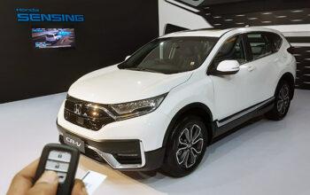 Remote Engine Start Honda CR-V