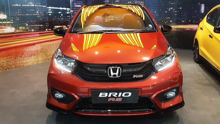 Honda Brio RS Urbanite diberi tambahan body kit
