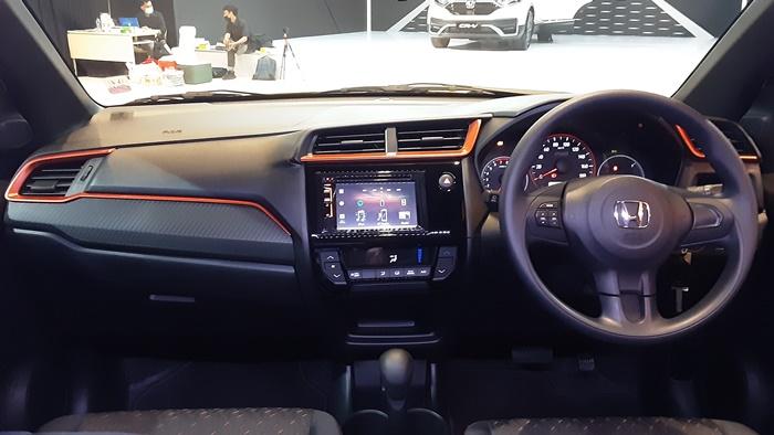 Interior Honda Brio RS Urbanite Edition