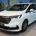 Spesifikasi Honda Odyssey 2021